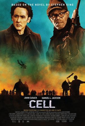 Cell (2016) DVD Release Date