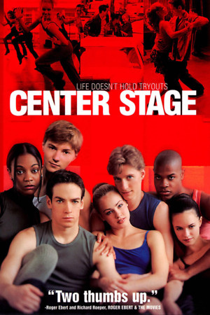Center Stage (2000) DVD Release Date