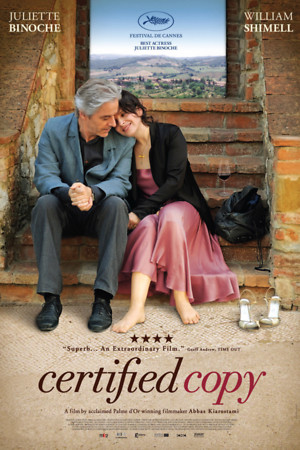 Certified Copy (2010) DVD Release Date