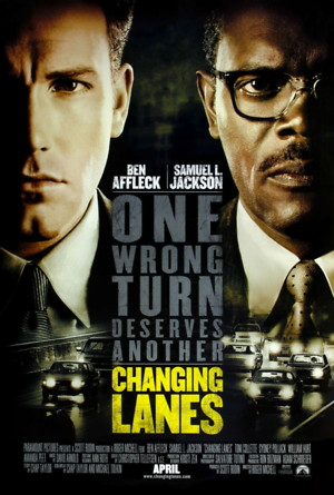 Changing Lanes (2002) DVD Release Date