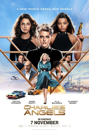 Charlie's Angels (2019) DVD Release Date