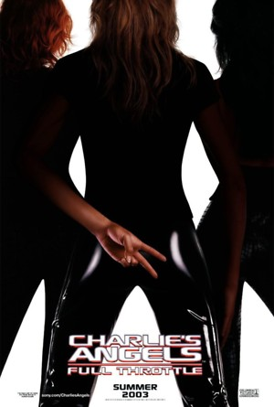 Charlie's Angels: Full Throttle (2003) DVD Release Date