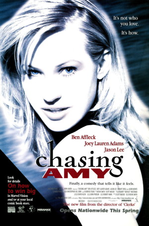 Chasing Amy (1997) DVD Release Date