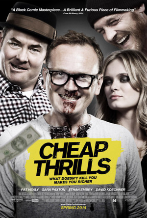 Cheap Thrills (2013) DVD Release Date