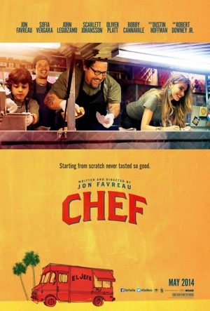 Chef (2014) DVD Release Date