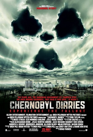 Chernobyl Diaries (2012) DVD Release Date
