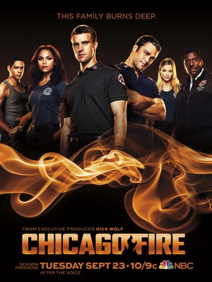 Chicago Fire (TV Series 2012- ) DVD Release Date