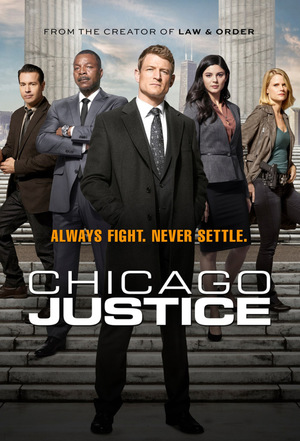 Chicago Justice (TV Series 2017- ) DVD Release Date