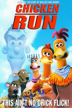 Chicken Run (2000) DVD Release Date