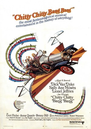 Chitty Chitty Bang Bang (1968) DVD Release Date