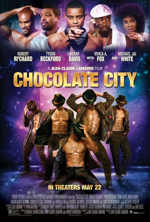 Chocolate City (2015) DVD Release Date