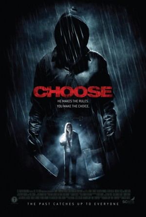 Choose (2011) DVD Release Date