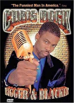 Chris Rock: Bigger & Blacker (1999) DVD Release Date