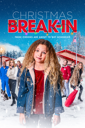 Christmas Break-In (TV Movie 2018) DVD Release Date