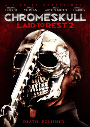 ChromeSkull: Laid to Rest 2 (2011) DVD Release Date