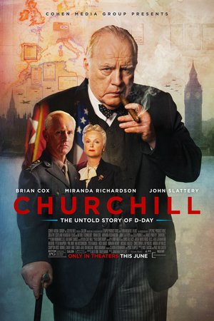 Churchill (2017) DVD Release Date