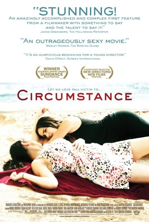 Circumstance (2011) DVD Release Date