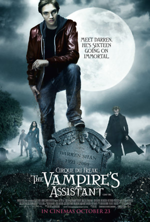 Cirque du Freak: The Vampire's Assistant (2009) DVD Release Date