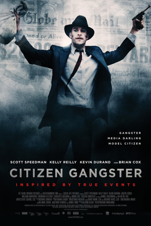 Citizen Gangster (2011) DVD Release Date