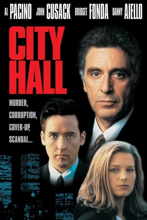 City Hall (1996) DVD Release Date