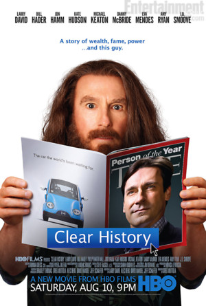 Clear History (TV Movie 2013) DVD Release Date