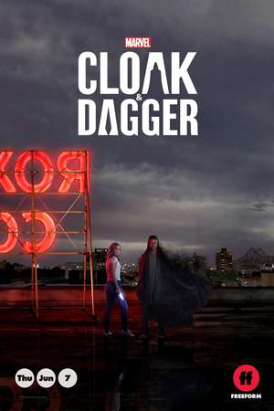 Cloak & Dagger (TV Series 2018- ) DVD Release Date
