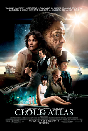 Cloud Atlas (2012) DVD Release Date