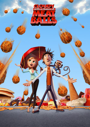 Cloudy with a Chance of Meatballs (2009) DVD Release Date