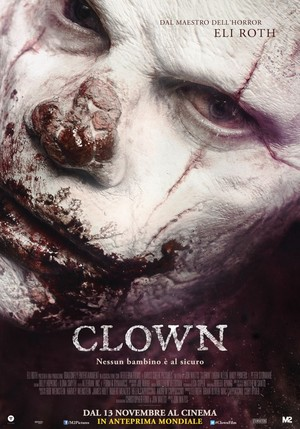 Clown (2014) DVD Release Date