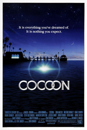 Cocoon (1985) DVD Release Date