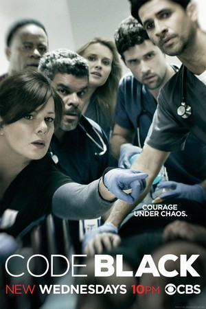Code Black (TV Series 2015- ) DVD Release Date