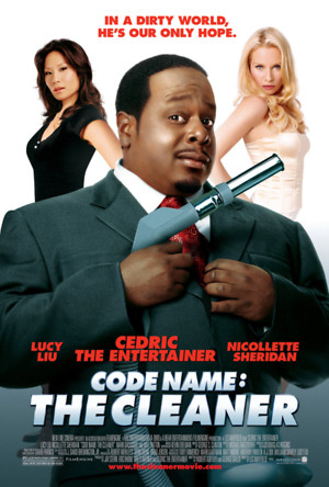 Code Name: The Cleaner (2007) DVD Release Date