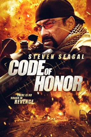 Code of Honor (2016) DVD Release Date