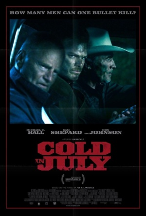 Cold in July (2014) DVD Release Date