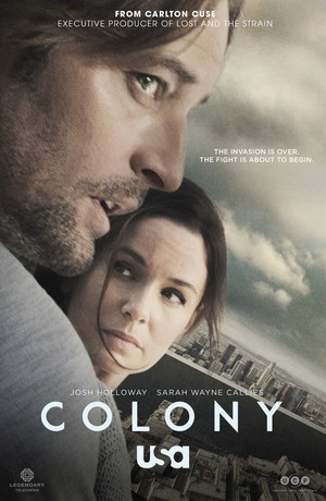 Colony (TV Series 2016- ) DVD Release Date