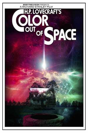 Color Out of Space (2019) DVD Release Date