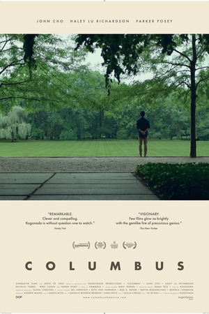 Columbus (2017) DVD Release Date
