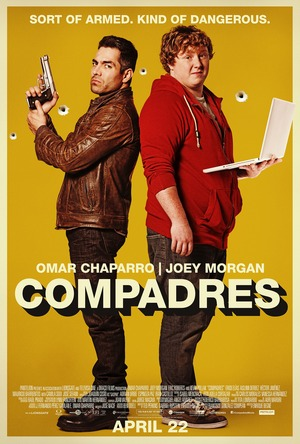 Compadres (2016) DVD Release Date