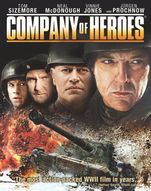 Company of Heroes (Video 2013) DVD Release Date