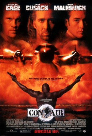Con Air (1997) DVD Release Date
