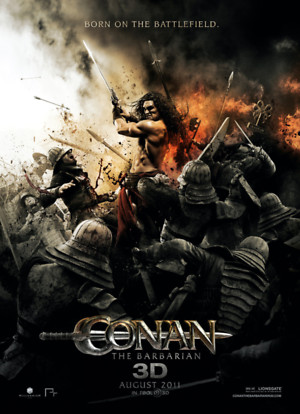 Conan the Barbarian (2011) DVD Release Date