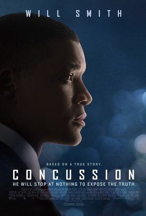 Concussion movie release date in Brisbane