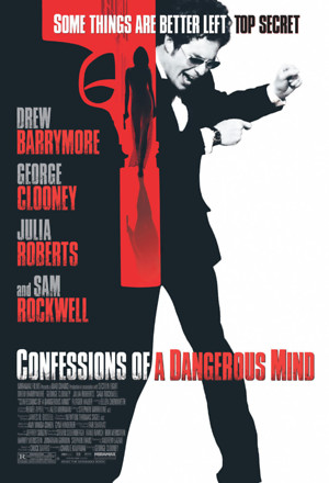 Confessions of a Dangerous Mind (2002) DVD Release Date