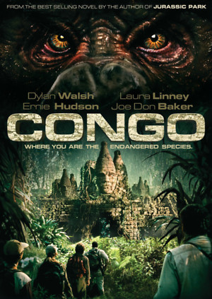 Congo (1995) DVD Release Date