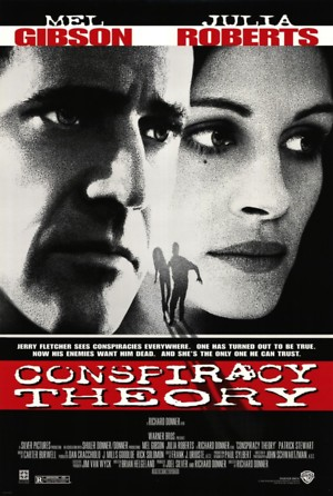 Conspiracy Theory (1997) DVD Release Date