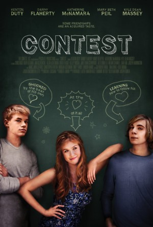 Contest (2013) DVD Release Date