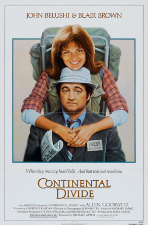 Continental Divide (1981) DVD Release Date