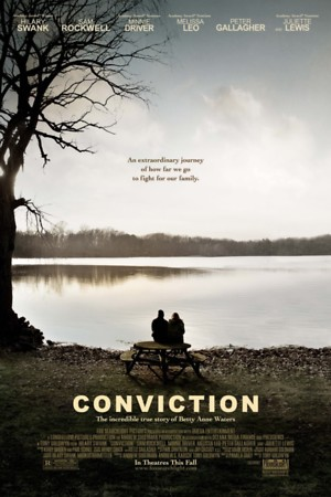 Conviction (2010) DVD Release Date