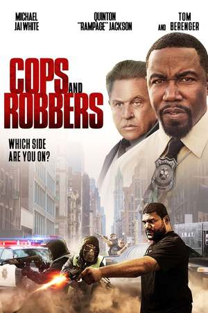 Cops and Robbers (2017) DVD Release Date