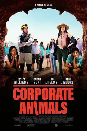 Corporate Animals (2019) DVD Release Date